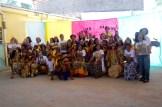 Culminância do Projeto Cafuné. Foto: Secretaria de Educação de Olinda
