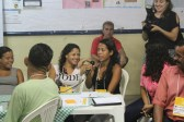 Primeira reunião, em Rio Doce. Foto: Rodrigo Barradas