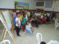 Reuniões junto à população já ocorreram em 9 bairros e comunidades: Foto: Secretaria de Trânsito