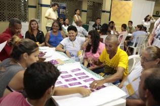 Reunião de discussão do PLAMOB em Rio Doce. Foto: Paula Tanscheit/WRI Brasil Cidades Sustentáveis