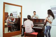 A banda CEMO3 apresentará um repertório de músicas autorais e releituras da Música Popular Brasileira e Internacional. Foto: Divulgação