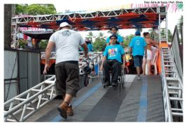 Camarote da Acessibilidade 2012
