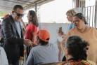 Ação de Balcão de Serviços de cidadania na Comunidade Quilombola Xambá