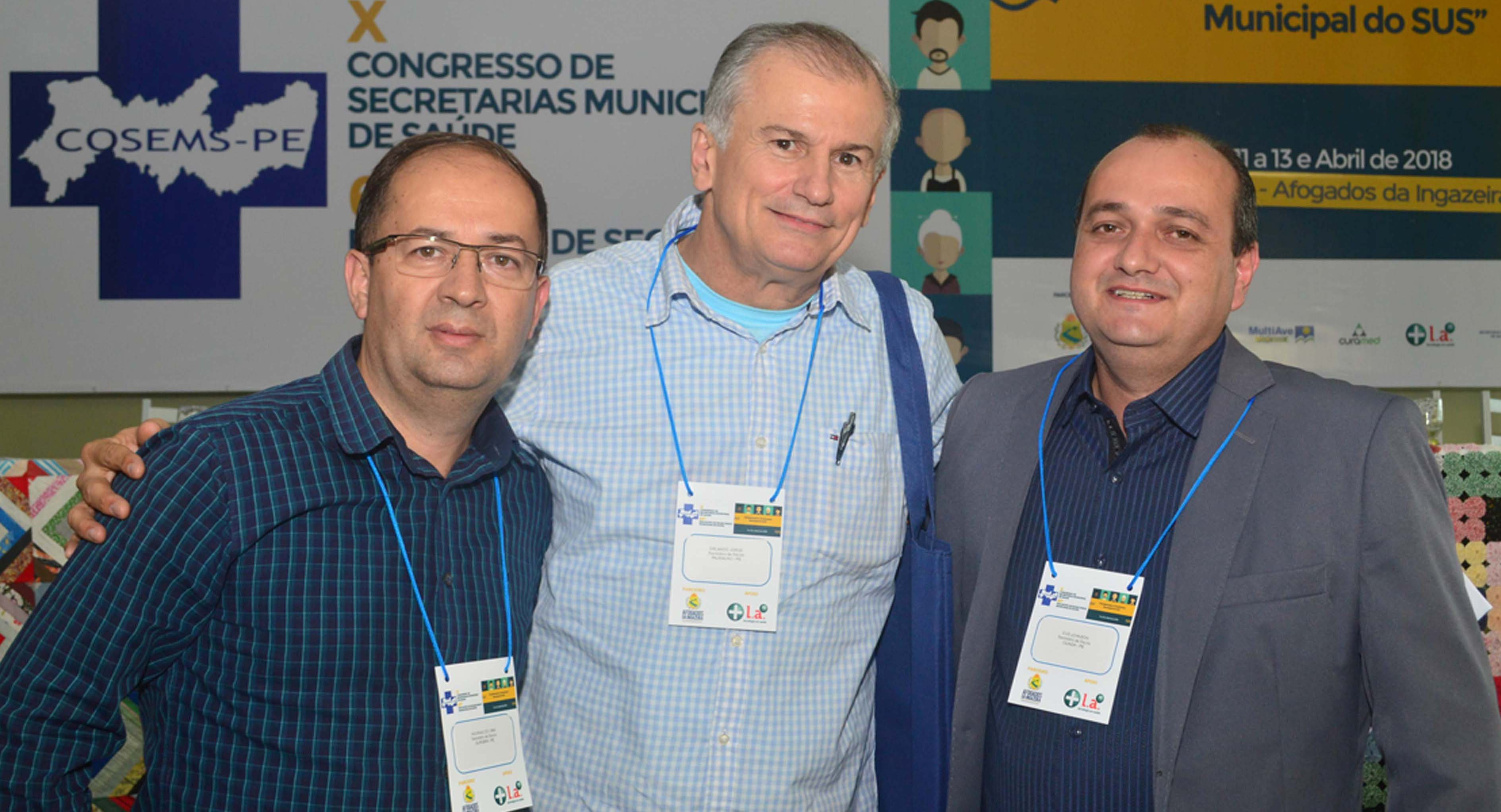Foto: Divulgação/COSEMS-PE.