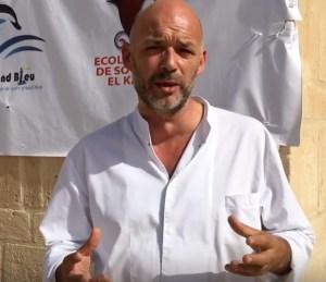 Emmanuel Perrodin à Monastir, Tunisie Cooke&Share2016