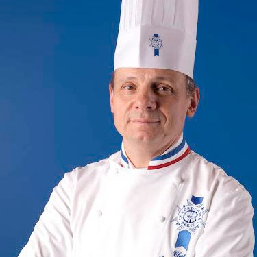 Eric BRIFFARD, Chef Exécutif LE CORDON BLEU Paris, France & 20 countries.