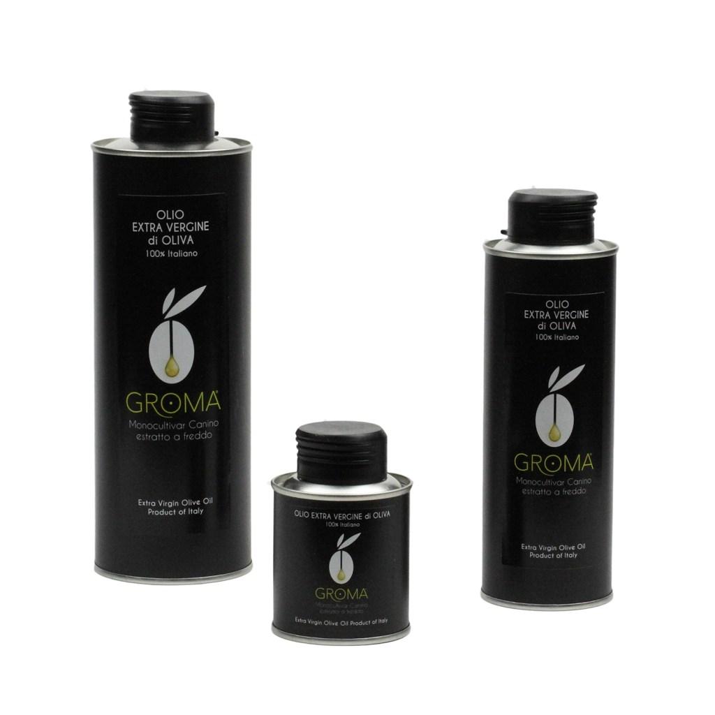 olio di oliva extravergine canino