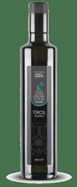 Bottiglia di olio Tórcol