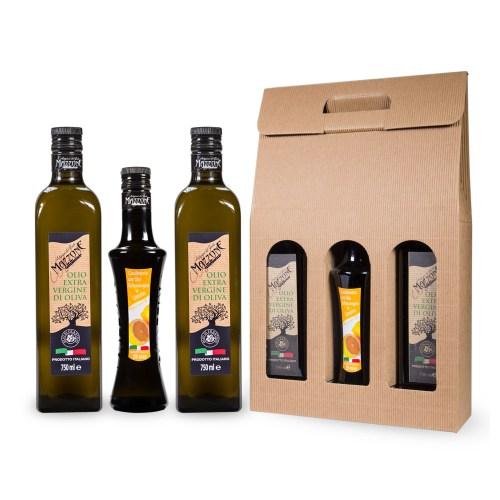 Case - Three bottles