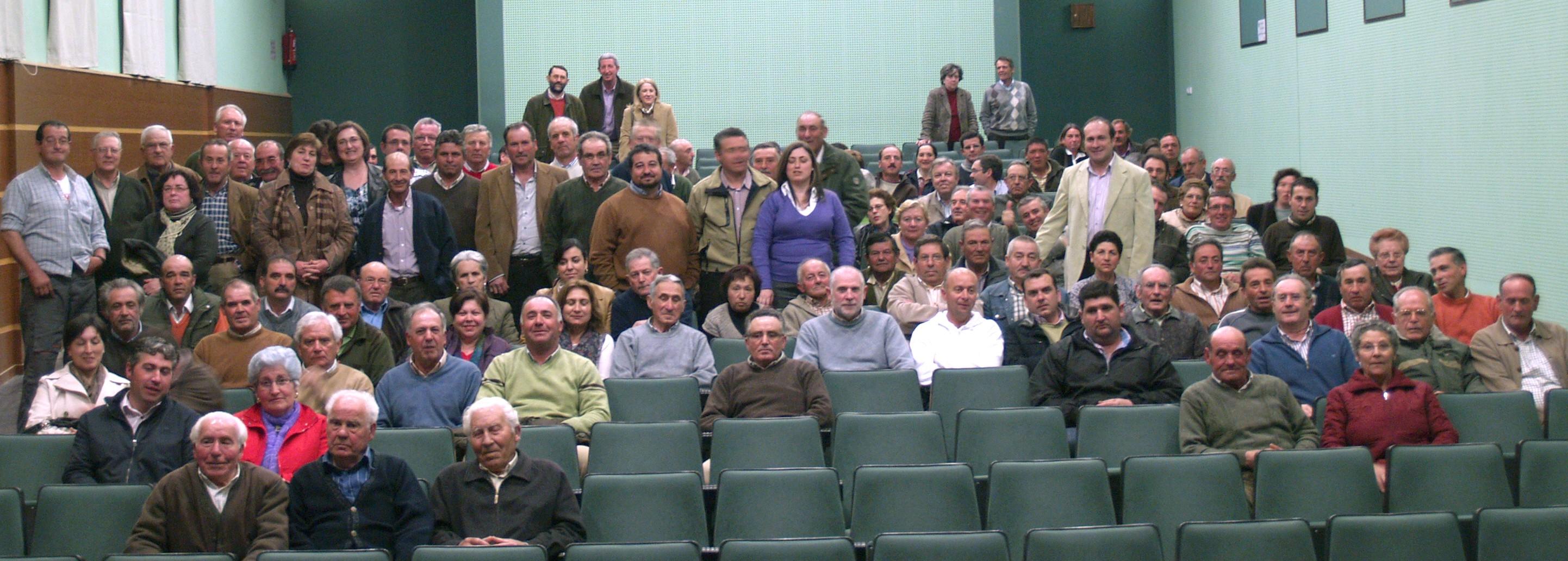 Asamblea General Aceite Ecológico Olivarera Los Pedroches