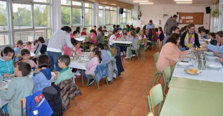 Menu ecologico colegios olivar de sierra los pedroches aceite ecologico