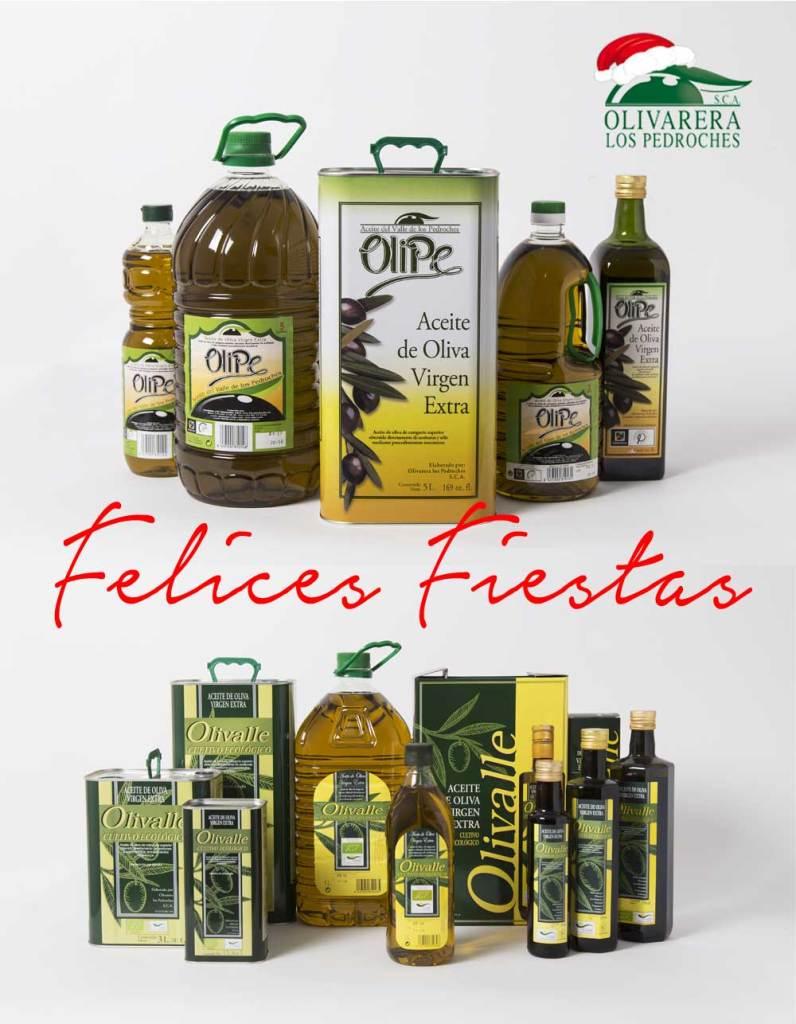 felices-fiesta-olipe-olivalle aceite ecologico olivar de sierra los pedroches olivarera