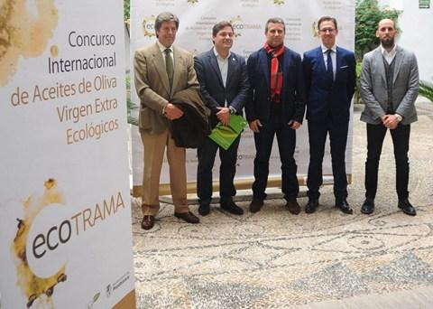premios ecotrama aceite ecologico olivar de sierra los pedroches olipe olivalle olivarera