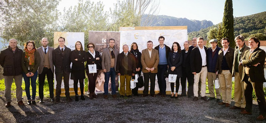 Premios Ecotrama 2016 Olivar de sierra Los Pedroches Aceite Ecologico Olivarera Olipe Olivalle