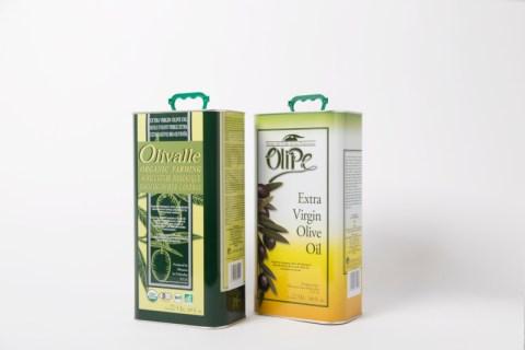 Aceite de Oliva Virgen Extra Olipe y Olivalle