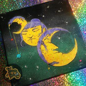 Maiden Moon, Mother Moon, Crone Moon