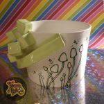 Mint Cube Mushroom Cup