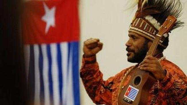 Benny Wenda Deklarasi papua Merdeka