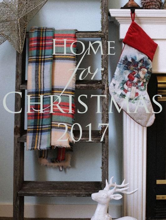 Food blogger, Karlee Flores from Olive and artisan, links to her favorite Christmas decorations this season with a look inside her home.