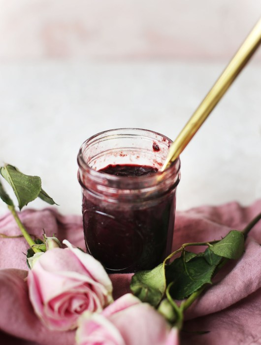 The Making of Marionberry Jam
