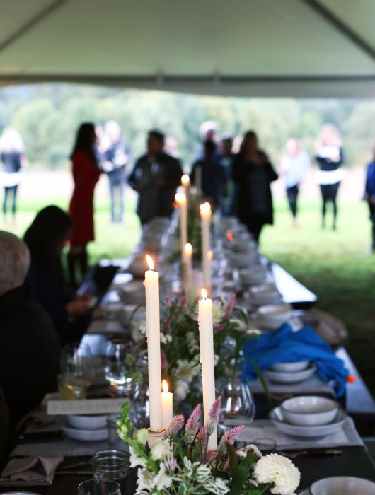 The Not-So Secret Supper at Feast PDX