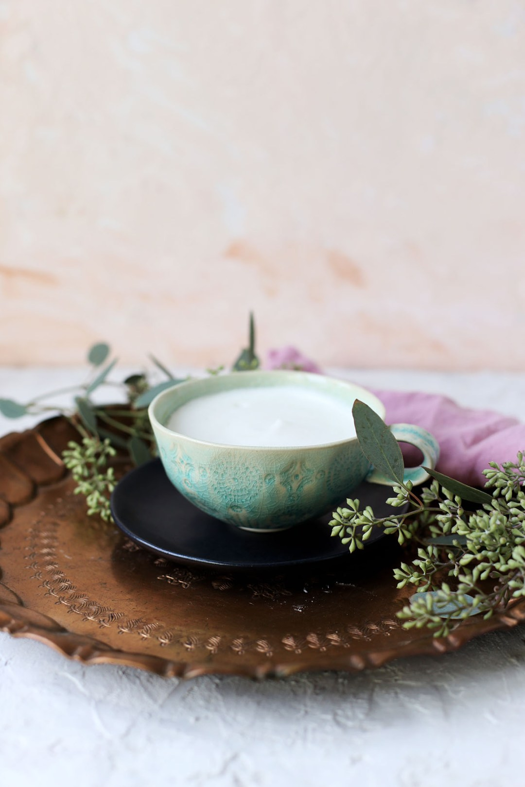 Matcha Chai Tea Latte