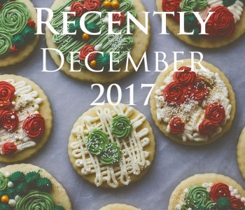 Recently December 2017