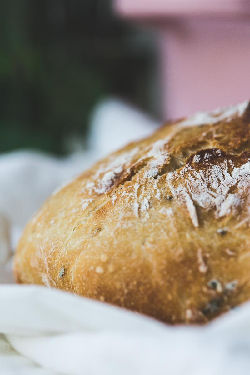 Herby Garlic Bread
