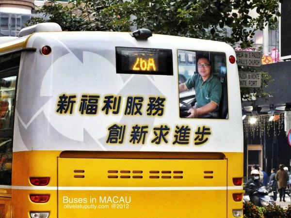 beberapa jam di Macau