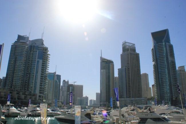 jalan-jalan ke Dubai sendirian