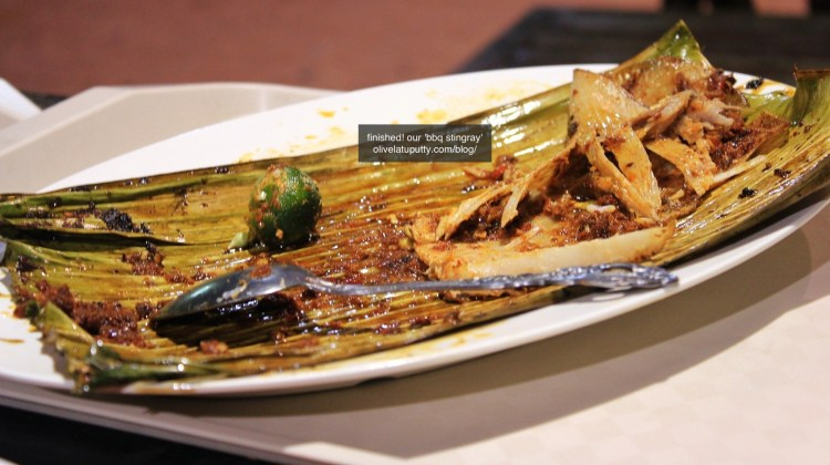 Kuliner di Makan Sutra Gluttons Bay