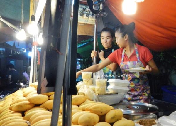 makan-makan di Bangkok