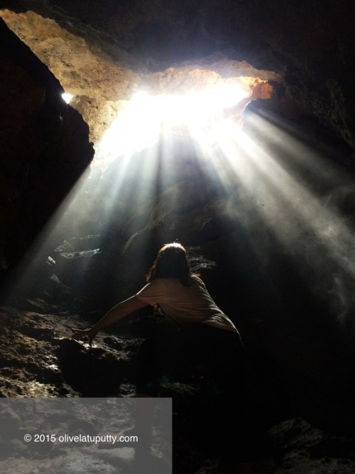 gua kristal di kupang