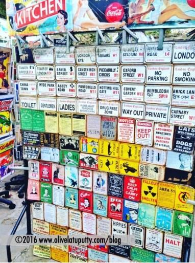 lokasi pembuatan film Notting Hill