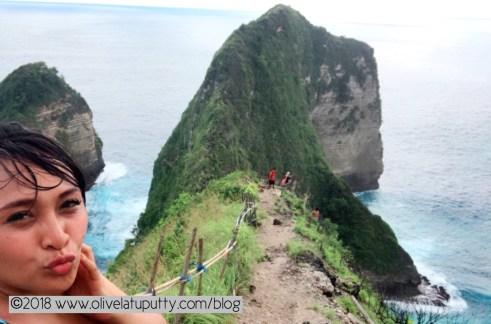 Pengalaman Turun ke Klingking Beach Nusa Penida