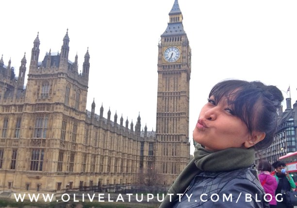 ngapain aja di London