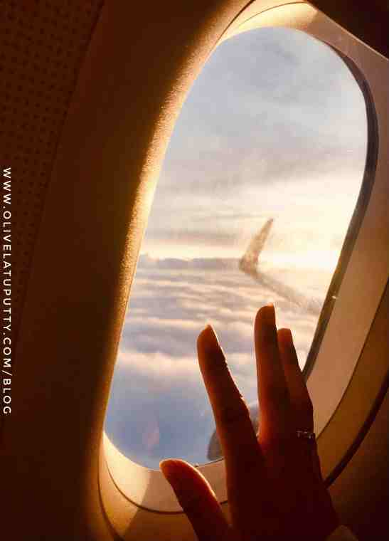Terbang di Masa Covid