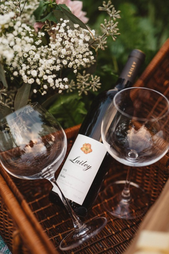 Niagara Vineyard Engagement Session | Olive Photography