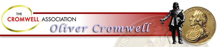Header: The Oliver Cromwell Association