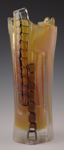 Cast Glass Vessels