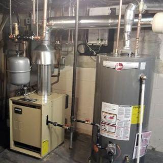 HVAC / Hot Water Heater