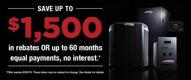 HVAC Rebate