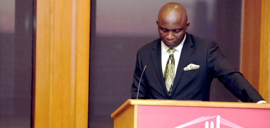 Oliver Oscar Mbamara Esq., - award winning filmmaker, actor, writer, poet & Attorney at the Brooklyn Law School, New York