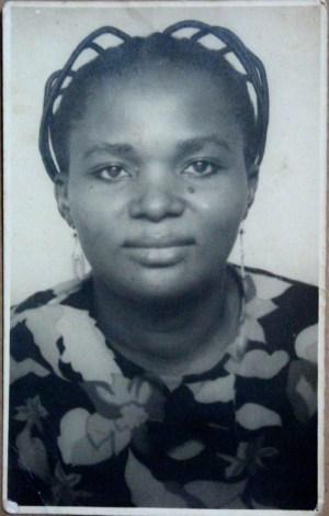 Dear Mother - Black White Passport