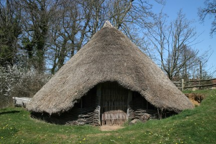 Bronze Age roundhouse-ByMicromoth