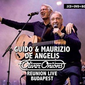 Cofanetto Reunion Live Budapest
