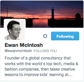 Ewan McIntosh