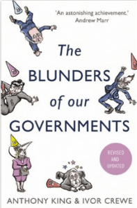 Blunders of governments cover