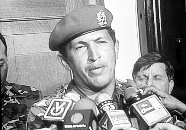 Chávez's failed coup d'état, twenty-five years on