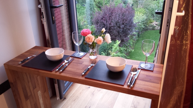 Dine in Beautiful Surroundings in Oxford - The Olive Tree Suite - Luxury Accommodation in Oxford